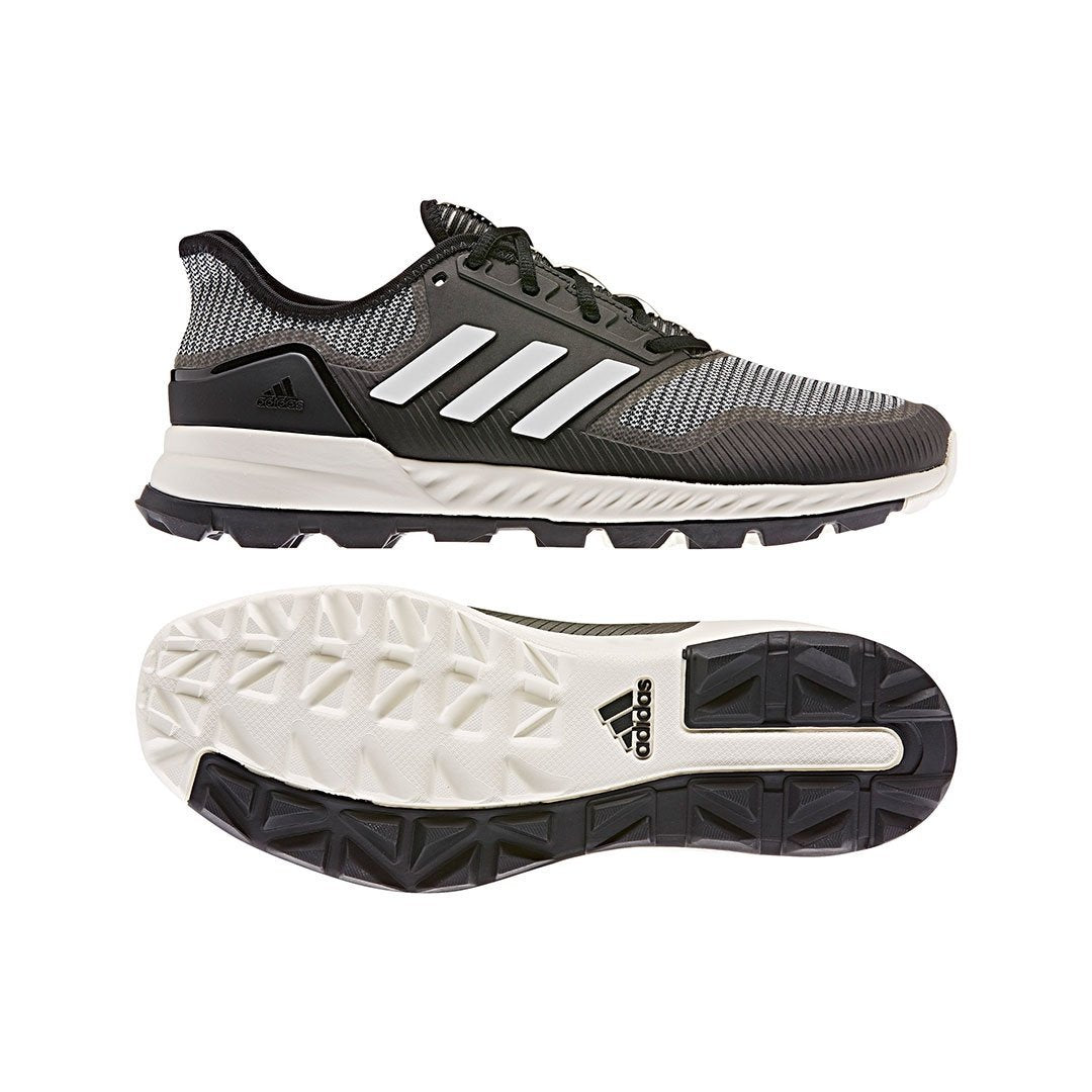 Adidas Adipower Mens (Core Blk/Off White) - Just Hockey