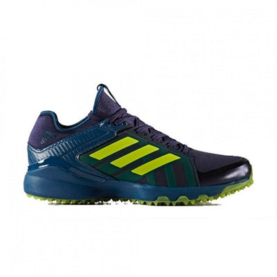 Adidas Hockey Lux Ink/Yel/Blue (Mens) - Just Hockey