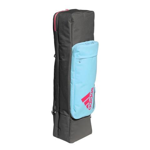 Adidas Stick & Kit Bag (Blk/Blue/Red) - Just Hockey