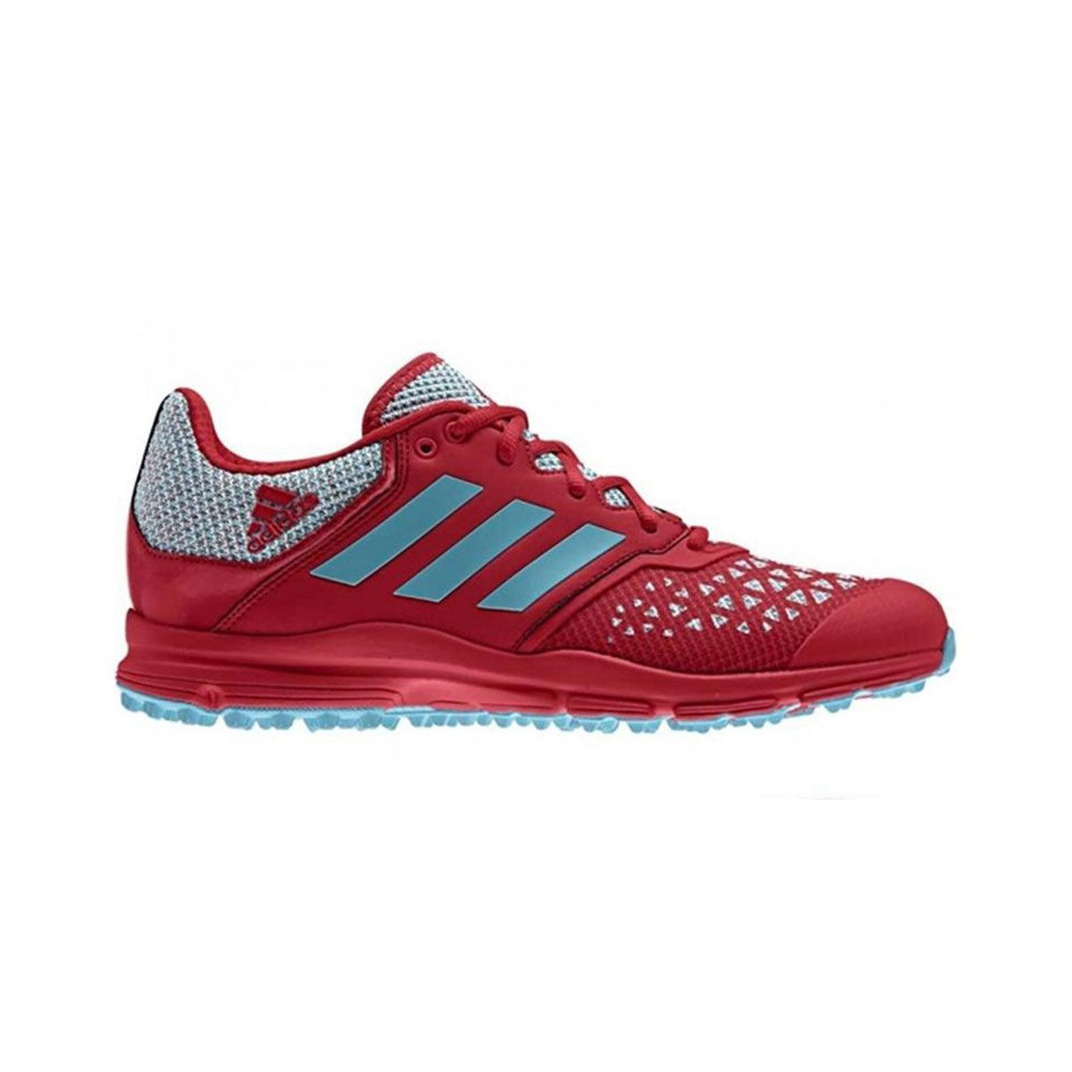 Adidas Zone Dox Scarlet (Mens) - Just Hockey