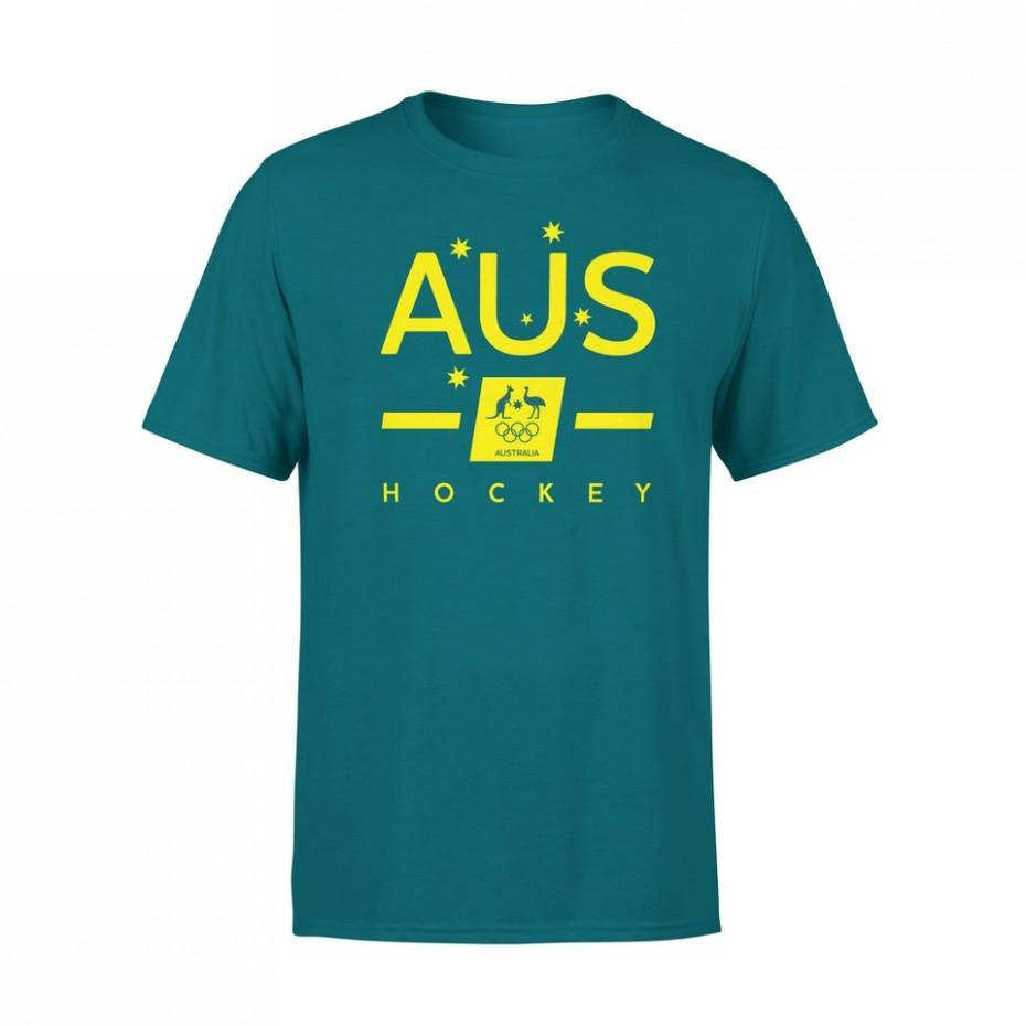 AOC Hockey Green Tee - Just Hockey