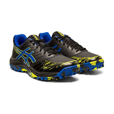 Asics Blackheath 7 Mens (Black/Blue) - Just Hockey