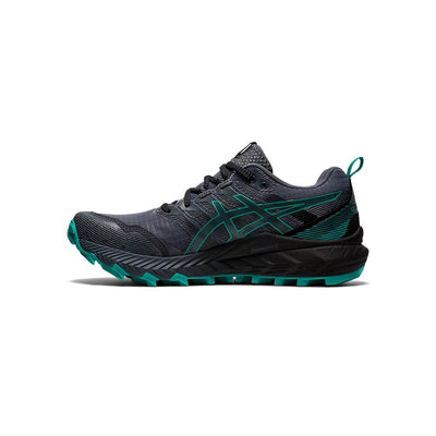 Asics Trabuco 9 Metropolis/Baltic Jewel (Womens) - Just Hockey