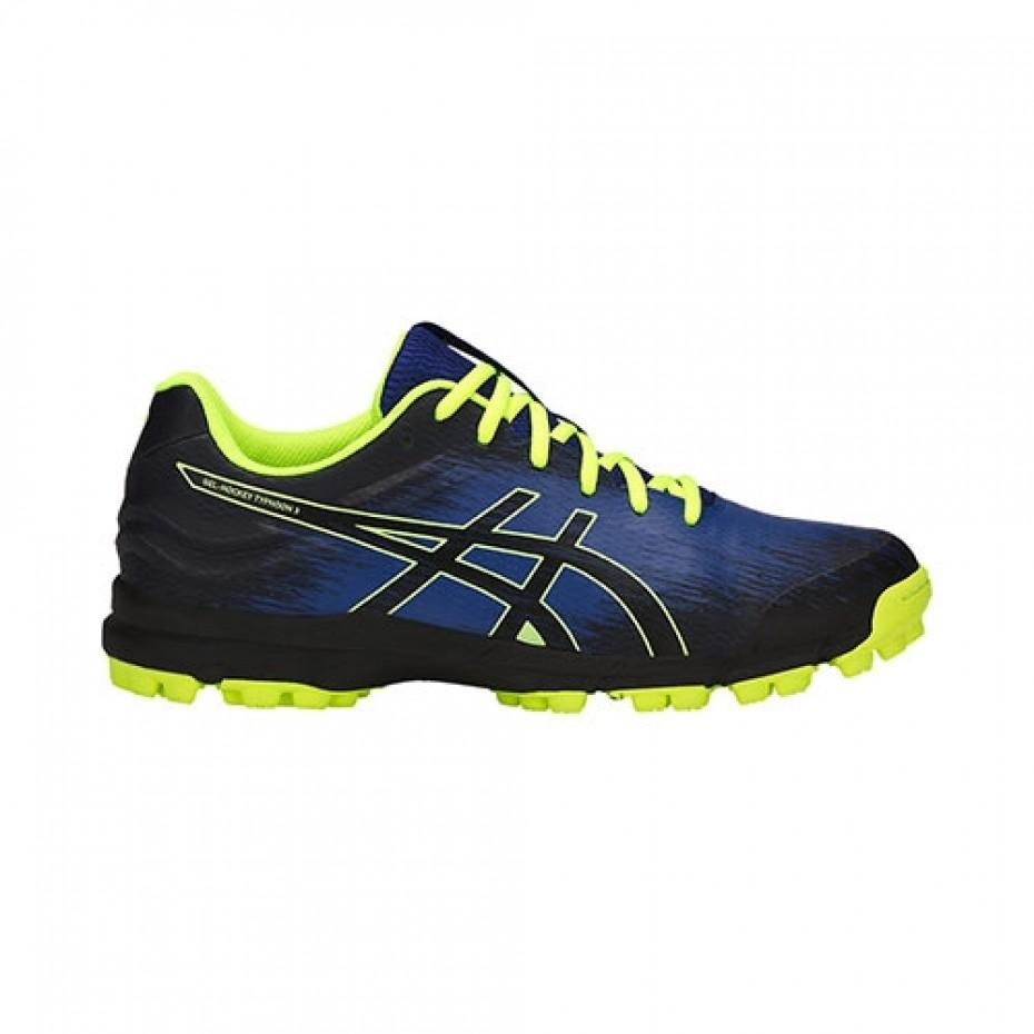 Asics Typhoon 3 Mens (Blue) - Just Hockey