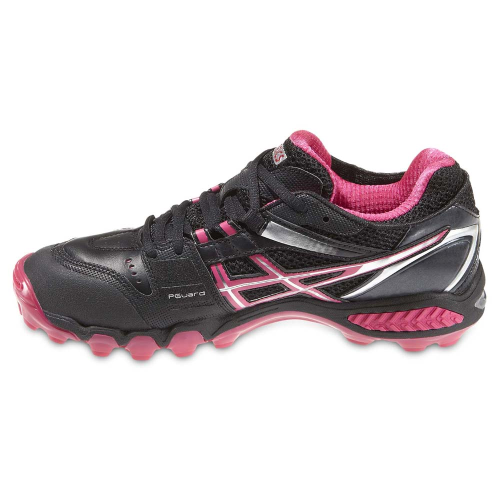 Asics Typhoon Womens (Black/Pink) - Clearance - Just Hockey