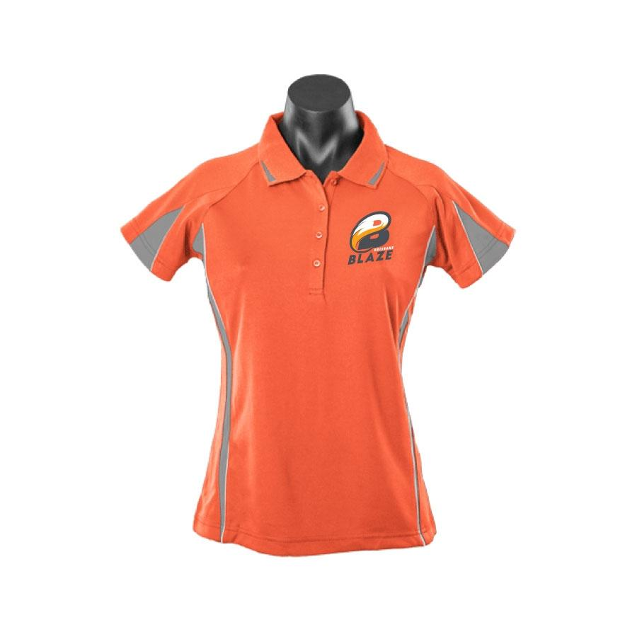 Brisbane Blaze Polo (Ladies) - Just Hockey