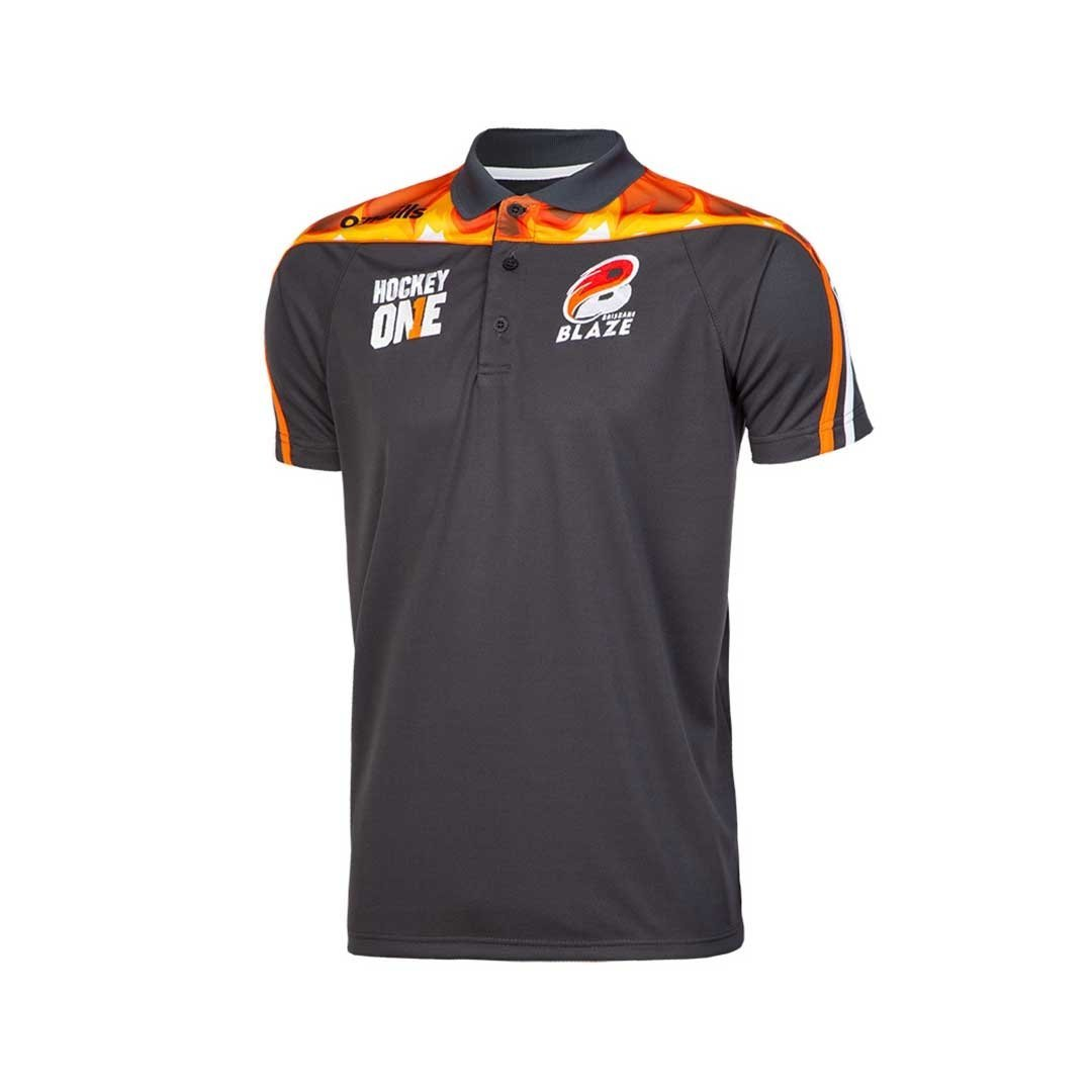 Brisbane Blaze Polo Shirt Ladies - Just Hockey