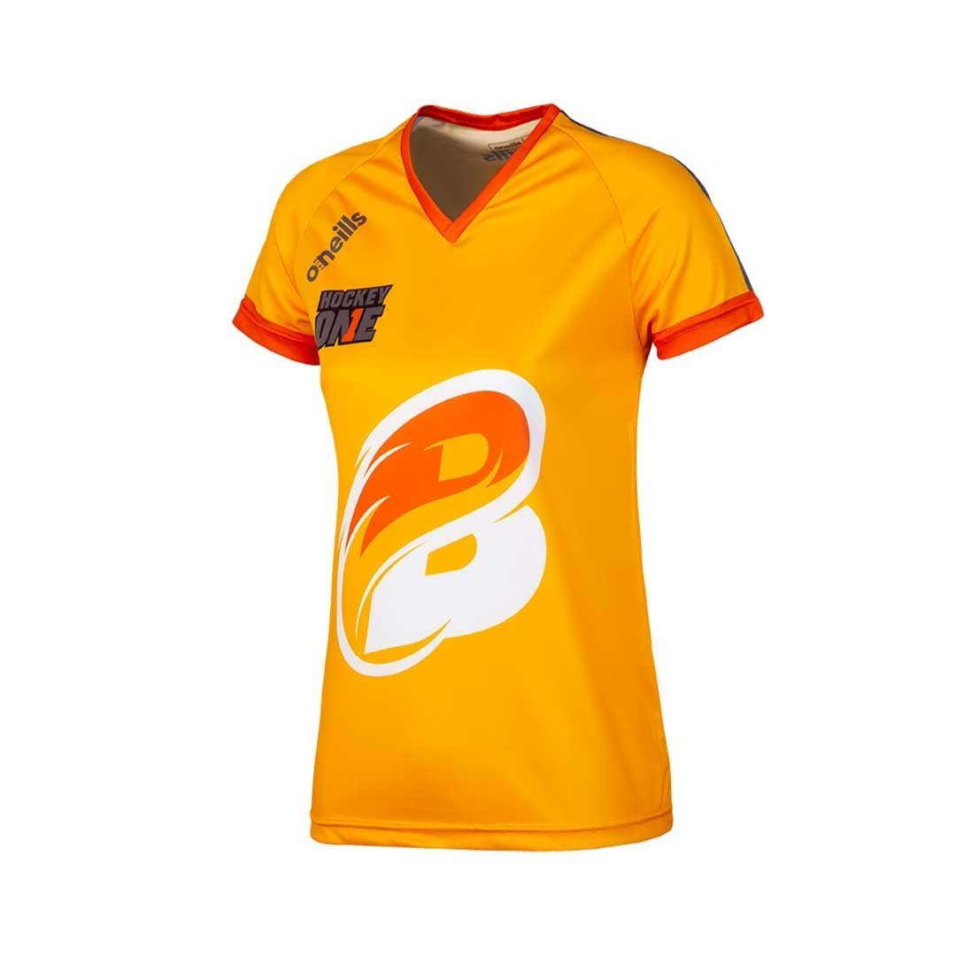 Brisbane Blaze Replica Shirt Ladies - Just Hockey