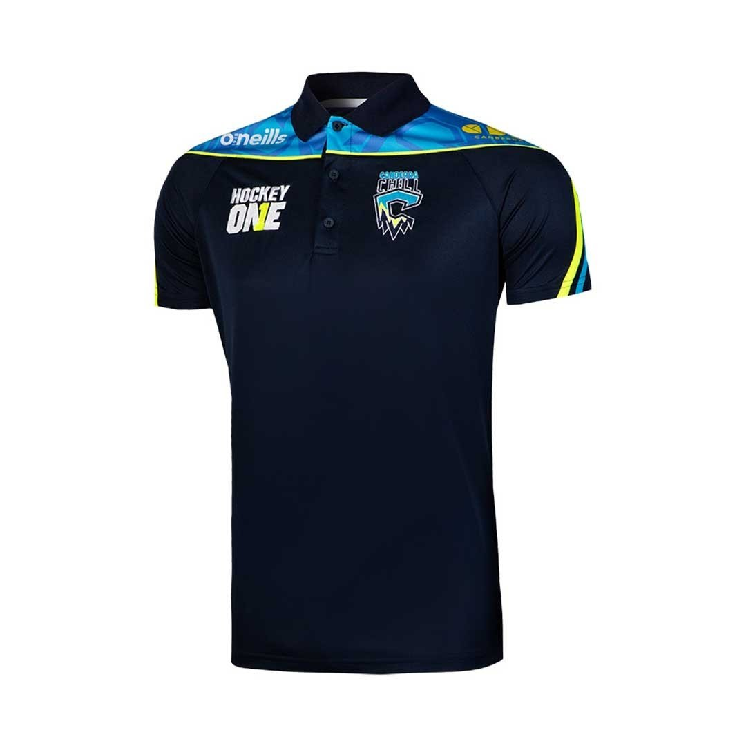 Canberra Chill Polo Shirt Men - Just Hockey