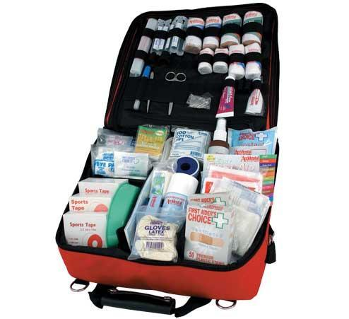 Club Deluxe First Aid Kit - Just Hockey