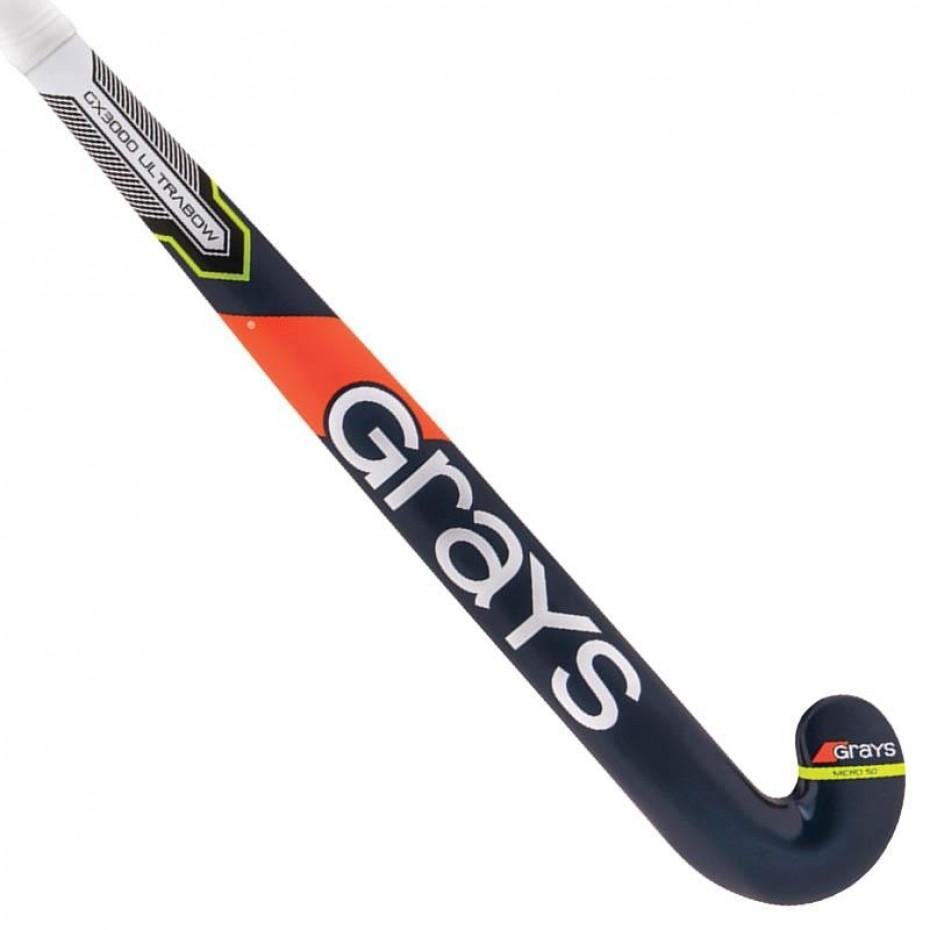 Grays GX 3000 Ultrabow (Navy/Yellow) - Just Hockey