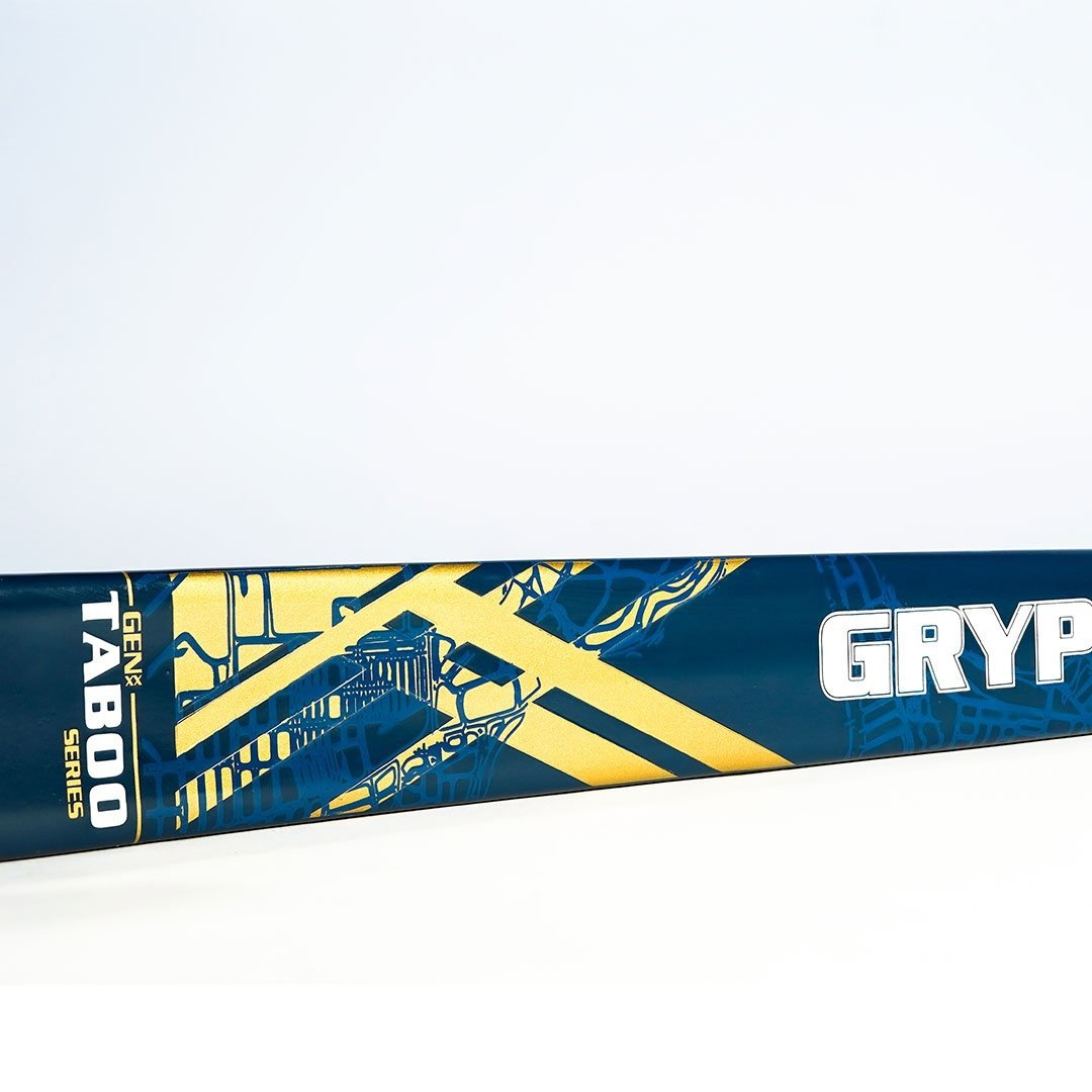 Gryphon Taboo Blue Steel Pro25 GXX - Just Hockey