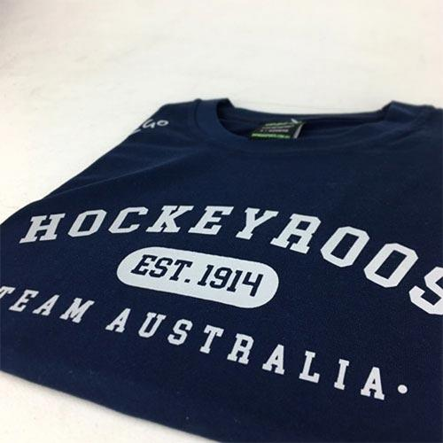 Hockey Aust Hockeyroos Tee Ladies - Just Hockey
