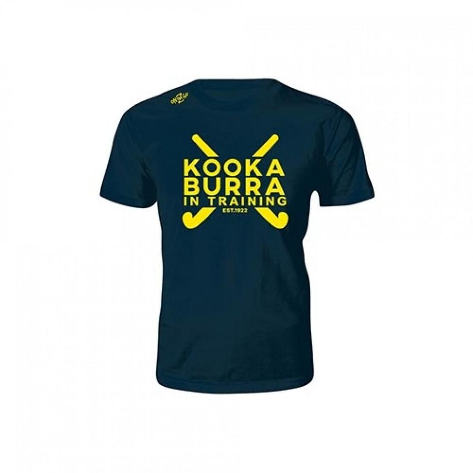 Hockey Aust Kookaburra in Training Tee Youth - Just Hockey