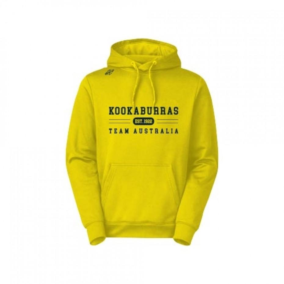 Hockey Aust Kookaburras Hoodie Youth - Just Hockey