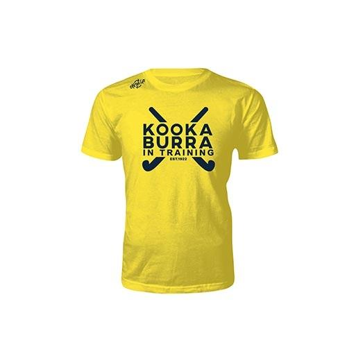 Hockey Aust Kookaburras Tee Youth - Just Hockey