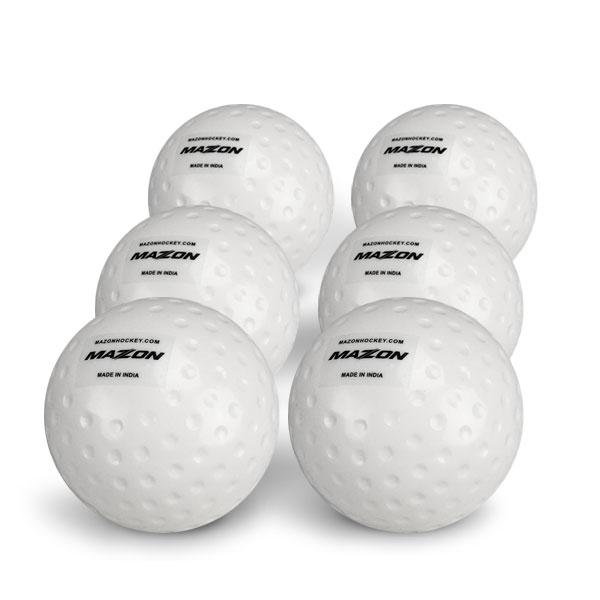 Mazon Club Dimpled Ball - Dozen - Just Hockey