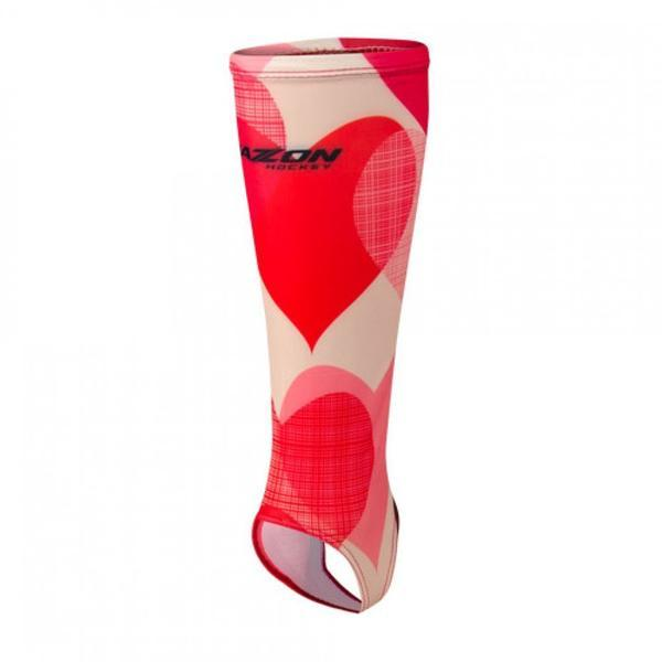 Mazon Inner Socks Pink Hearts - Just Hockey