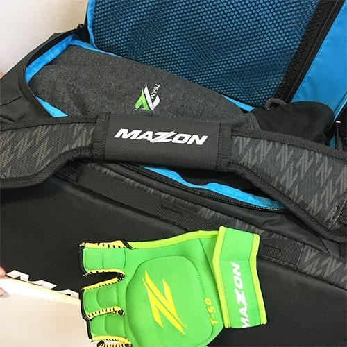 Mazon Tour Pro Duffle Backpack - Just Hockey