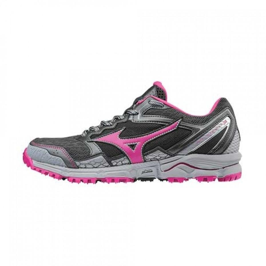 Mizuno Wave Daichi 3 Womens (Grey) - Just Hockey