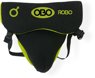 OBO Robo Guard Male Groin - Just Hockey