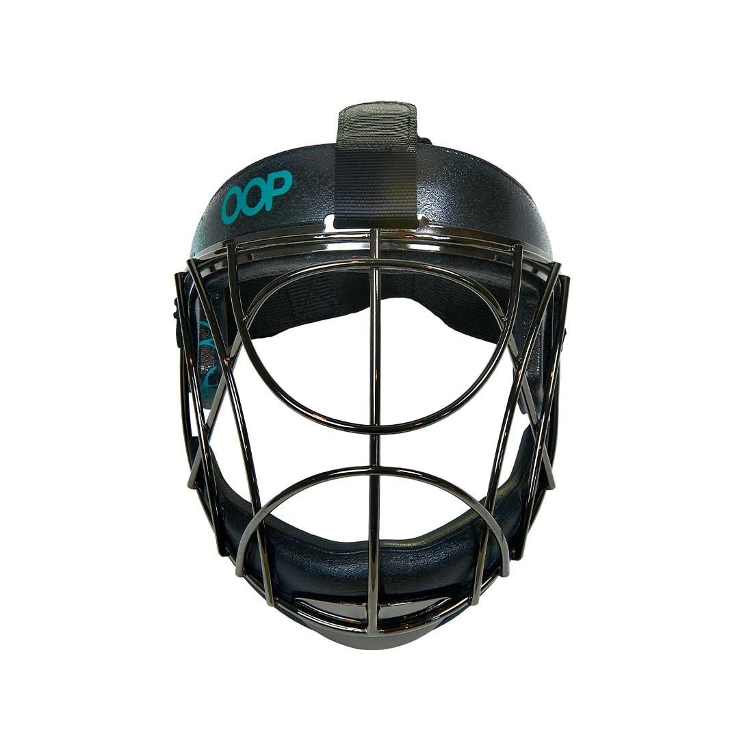 OOP Face Off Steel Mask - Just Hockey