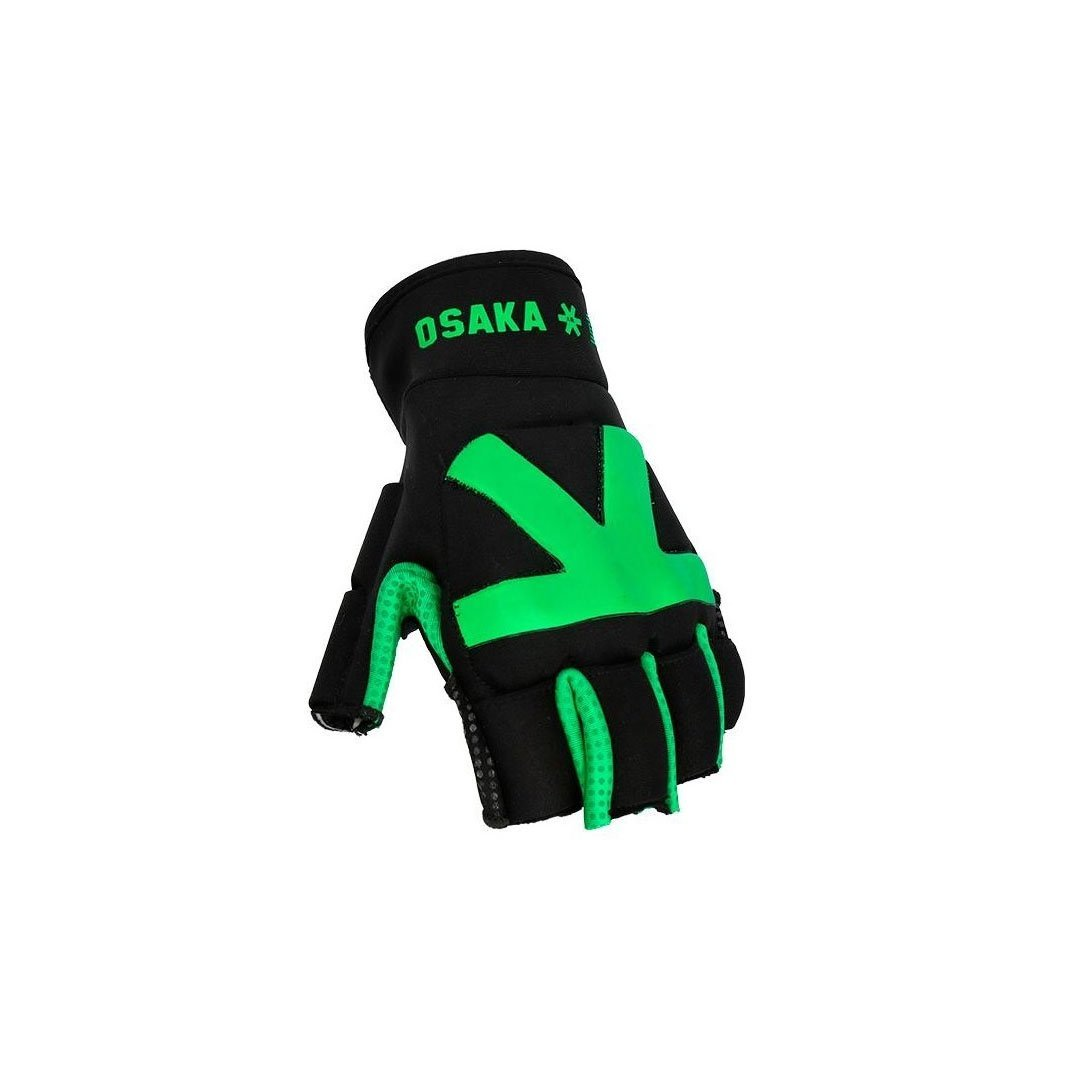 Osaka Armadillo 4.0 Glove (Iconic Black) - Just Hockey