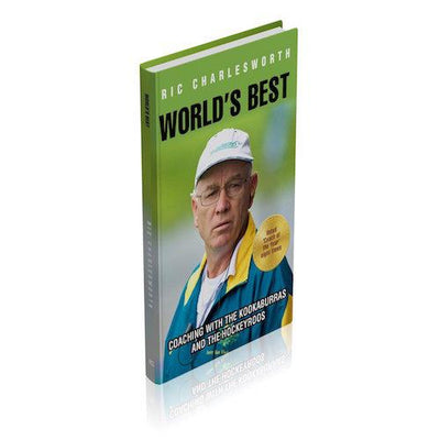 Ric Charlesworth World's Best (Signed Copy) - Just Hockey