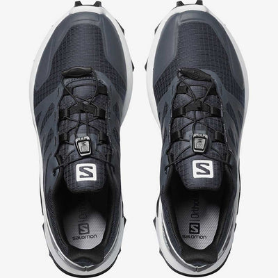 Salomon Supercross Womens (India Ink/Wht/Blk) - Just Hockey