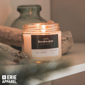 Freshwater Candleworks - The Peak - 11oz Candle