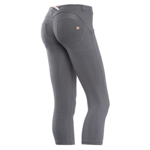 FREDDY WR.UP  SHAPING EFFECT CAPRI - Dark Grey - LIVIFY  - 1