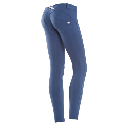 FREDDY WR.UP 7/8 ANKLE SKINNY - Powder Blue - LIVIFY  - 1