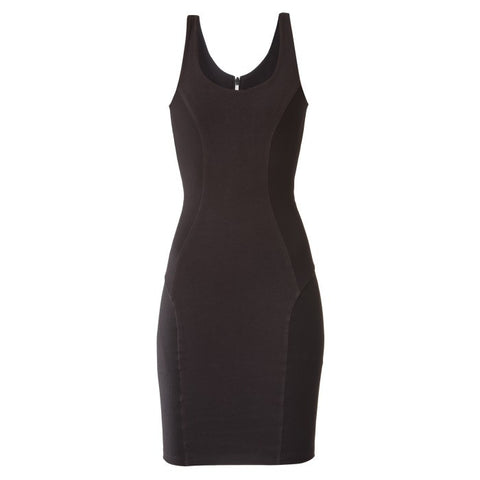 FREDDY WR.UP DRESS - Black - LIVIFY  - 1