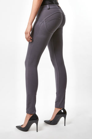 WR.UP® Fashion - Classic Rise Full Length - Grey