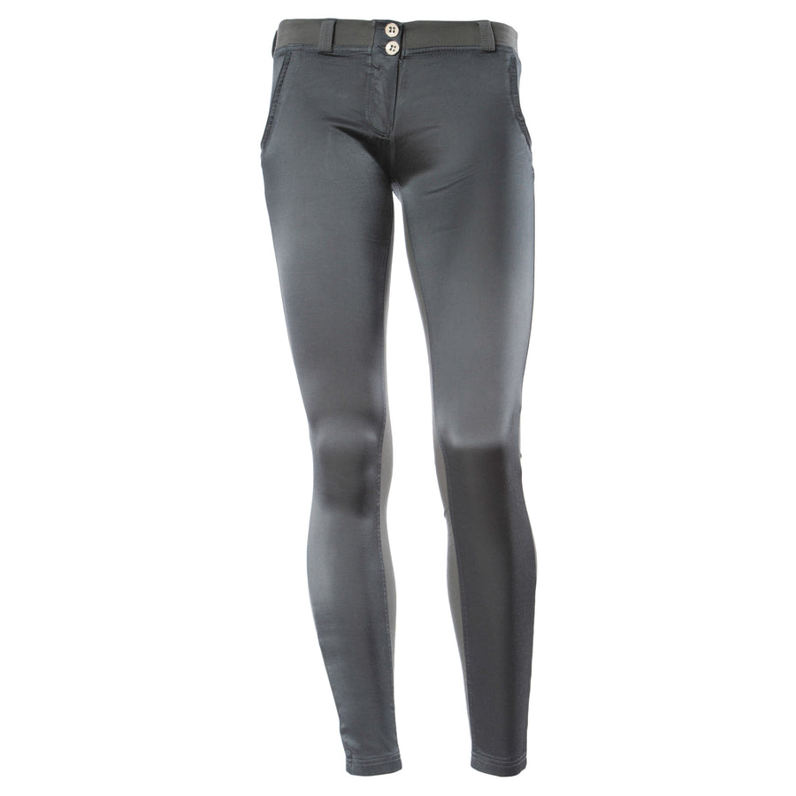 FREDDY WR.UP  SATIN FRONT - Dark Grey - LIVIFY  - 1