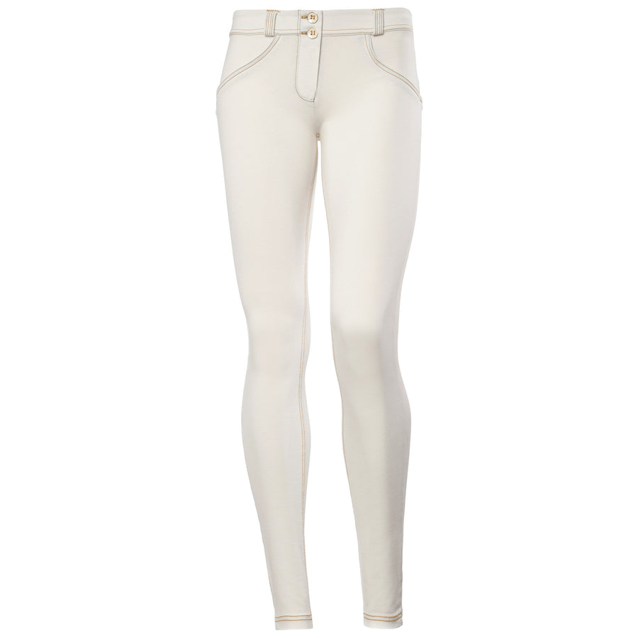FREDDY WR.UP DENIM EFFECT SKINNY - White - LIVIFY  - 1