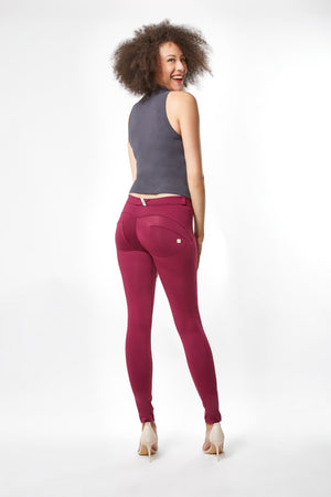 WR.UP® Fashion - Classic Rise Full Length Satin Finish - Violet