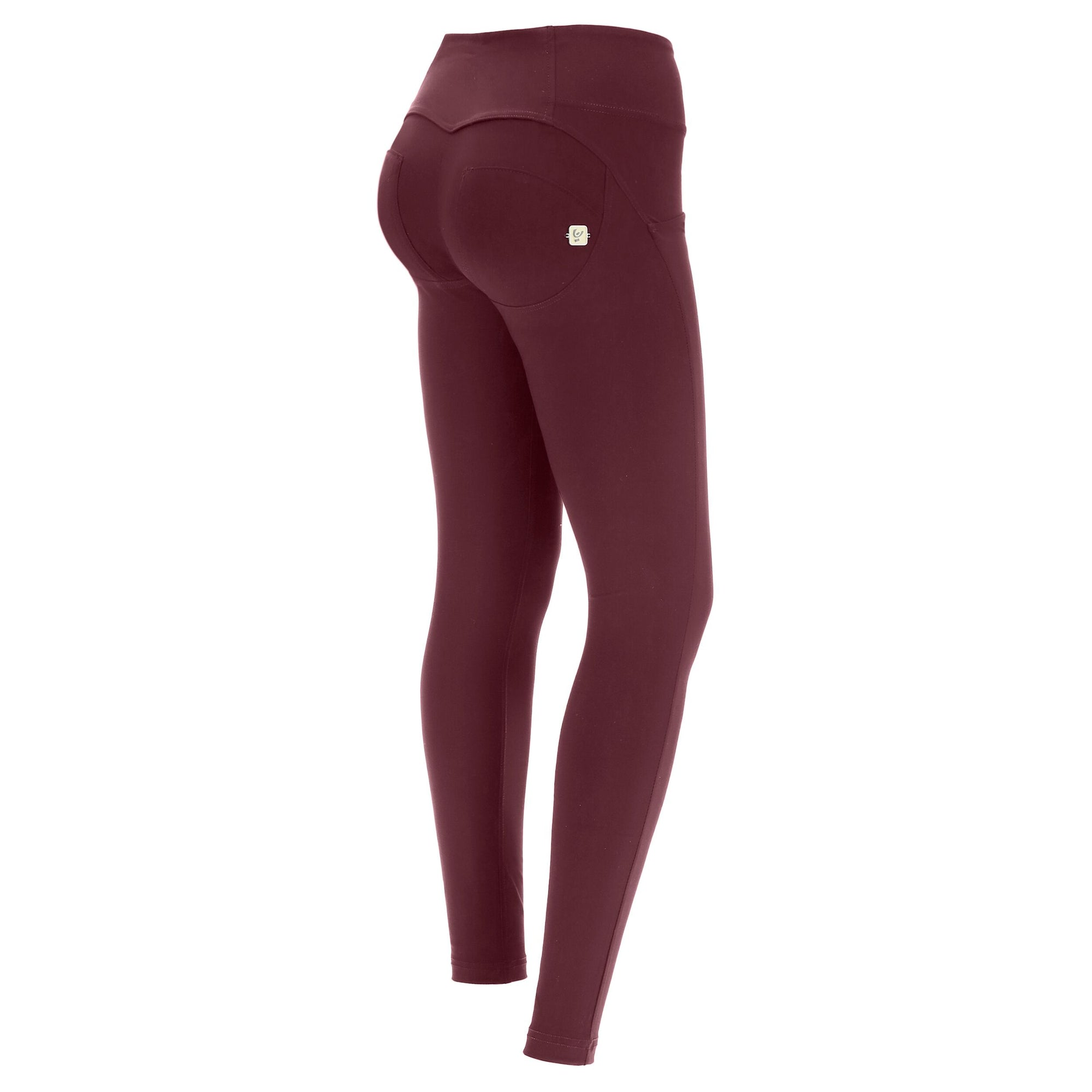 WR.UP® D.I.W.O.® Pro - Mid Rise Full Length 3 Button - Bordeaux