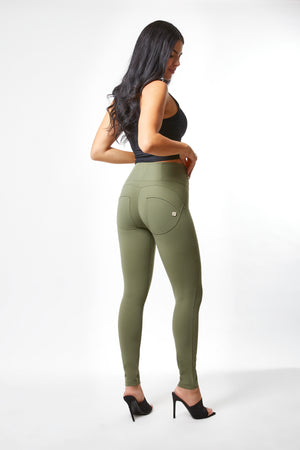 WR.UP® D.I.W.O.® Pro - High Rise Full Length - Army