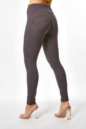 WR.UP® D.I.W.O.® Pro - High Rise Full Length - Grey