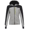 Freddy Mens Zip-Up Hoodie - Light Heather - LIVIFY