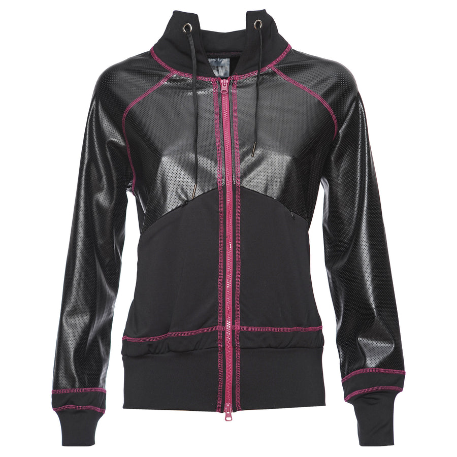 FREDDY BLACK ACTIVE ZIP - Black - LIVIFY  - 2