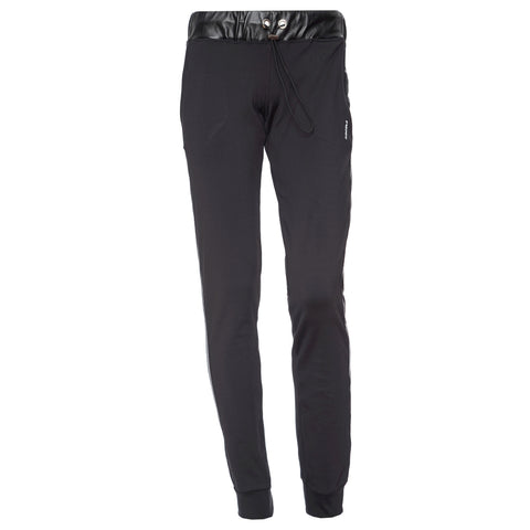 FREDDY BLACK ACTIVE COATED PANT - Black - LIVIFY