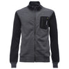 FREDDY ZIP POCKET MOCK- Dk Grey - LIVIFY  - 1