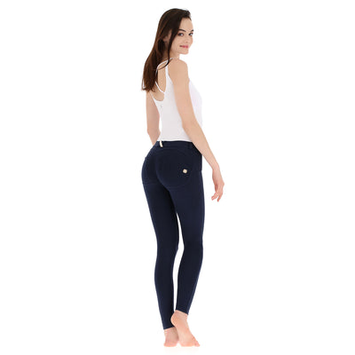 Freddy WR.UP® Low Rise Skinny - Navy