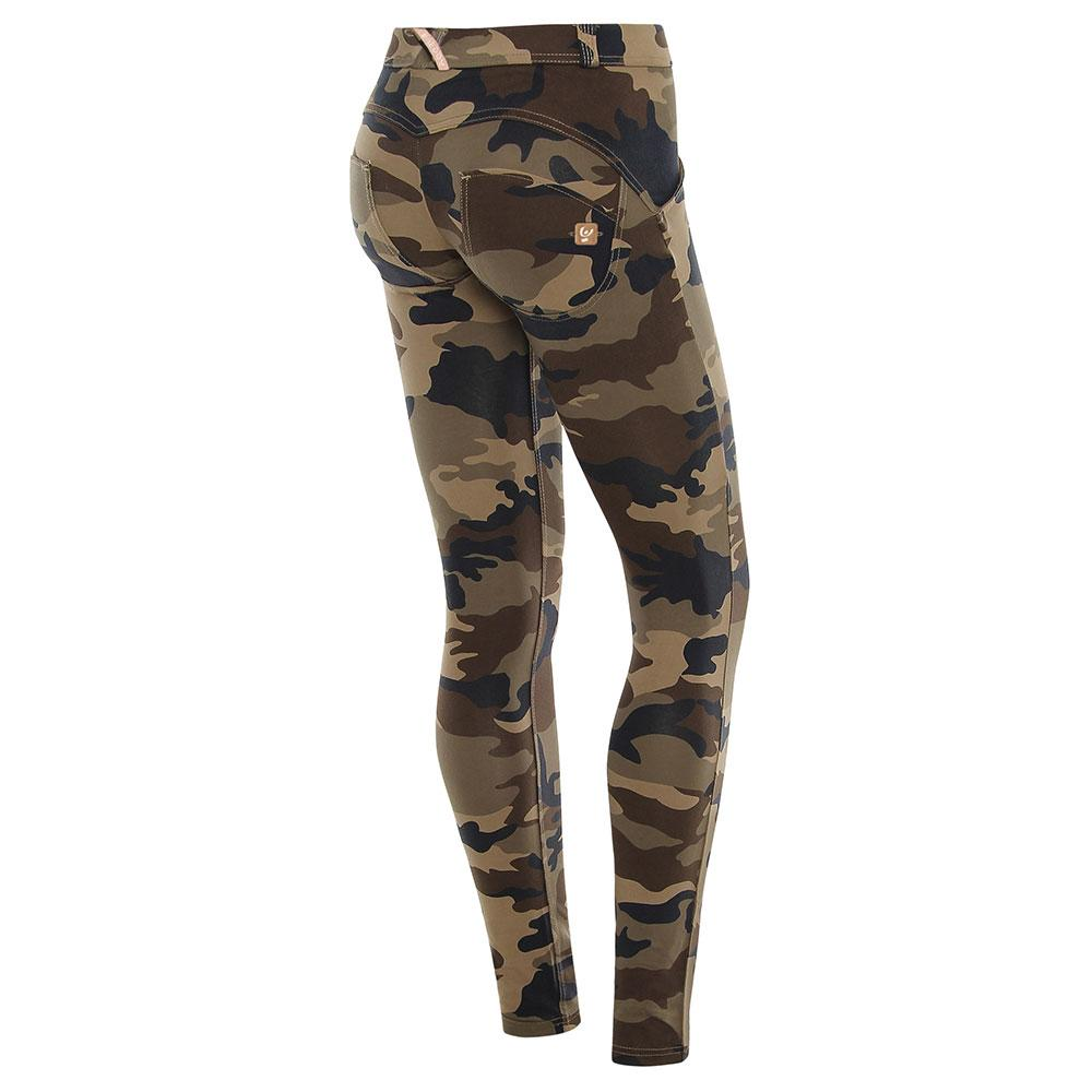 WR.UP® Fashion - Low Rise Full Length - Dark Camo