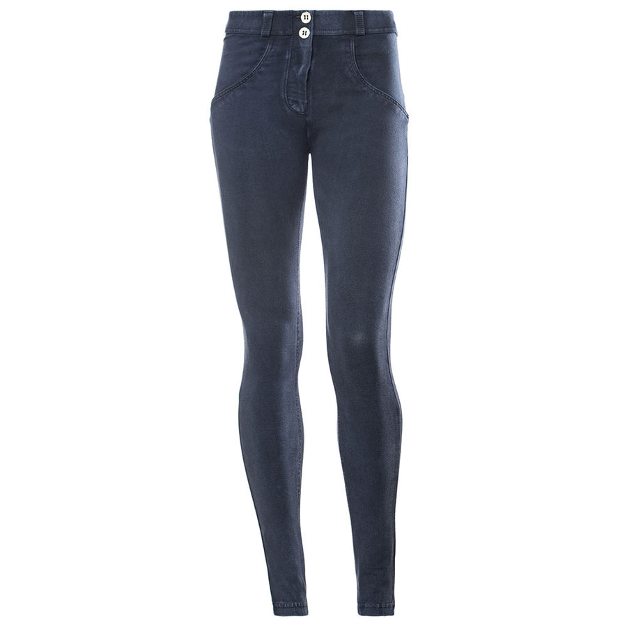 Freddy WR.UP® Garment Dyed Regular Rise Skinny - Navy