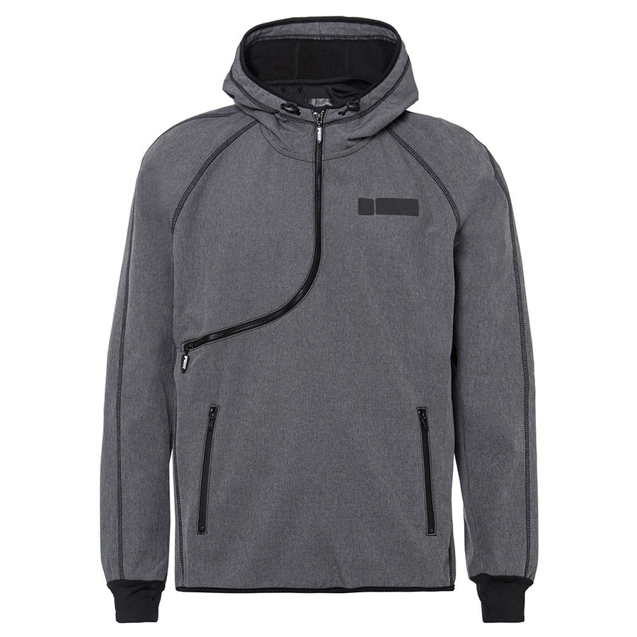Freddy Mens D.I.W.O.® Breathable Hoddie Sweatshirt - Heather