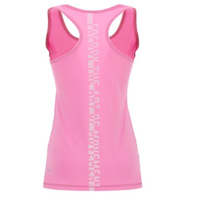 Freddy Logo Tank Top - Pink
