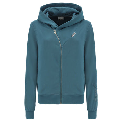 Freddy Lightweight Tracksuit With Hooded Zip Jacket + WR.UP® Pant - Aqua